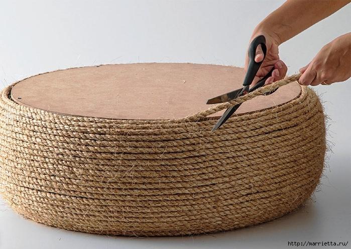 Otomano, jardineras para flores y eco-silla suave del neumático (8) (700x497, 304KB)