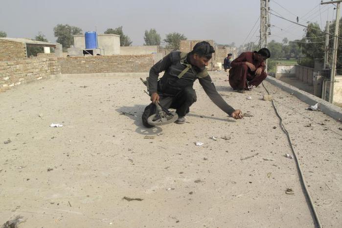 В результате взрыва бомбы вПакистане погибли 12детей