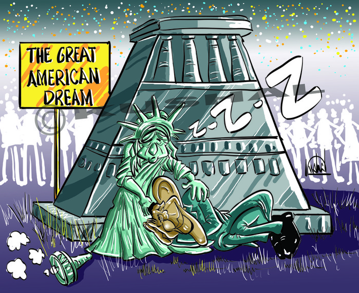an analysis of the american dream in the united states The american dream is the idea that all people can what is the american dream come and live in the united states to me the american dream is the liberty.
