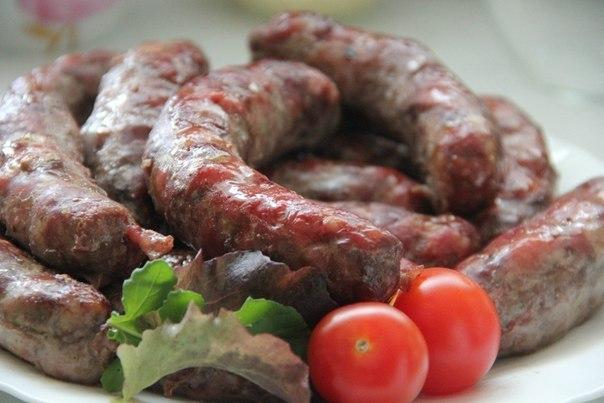 Домашние колбаски (604x403, 49Kb)