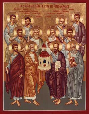 12 апостолов  икона (300x384, 130Kb)