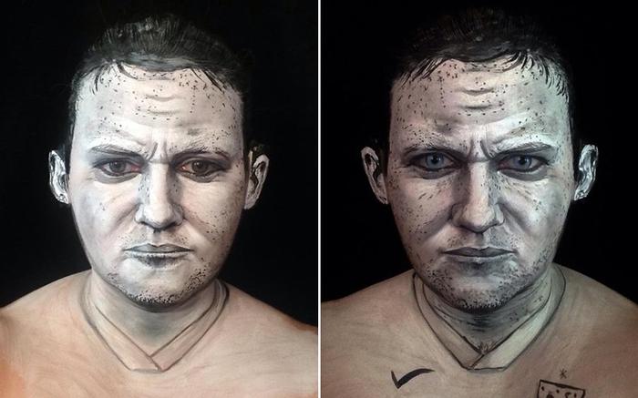Убойный макияж под знаменитость