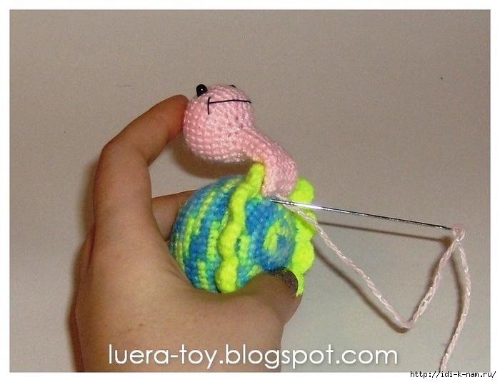 как сделать игольницу своими руками, вязаная черепашка-игольница, как связать черепаху, схема вязания черепашки,