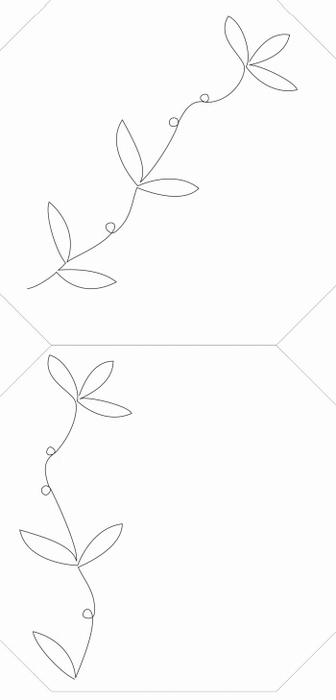 Льняная ткань и крючок. Схемы для вязания скатерти (10) (336x700, 40Kb)