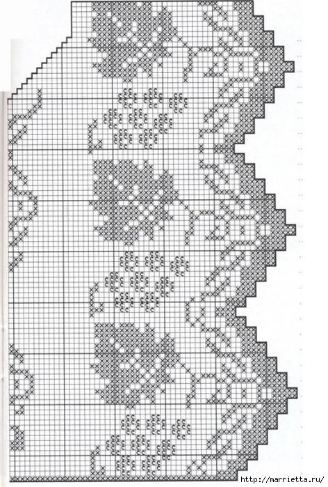 Вязание крючком. Стильные идеи и схемы для уюта в доме (7) (472x700, 284Kb)