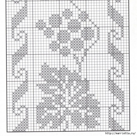 Вязание крючком. Стильные идеи и схемы для уюта в доме (9) (542x540, 251Kb)
