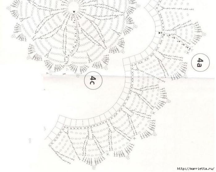 Вязание крючком. Стильные идеи и схемы для уюта в доме (12) (700x559, 200Kb)