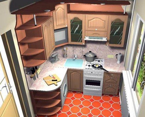 кухонное пространство 8 (500x403, 200Kb)
