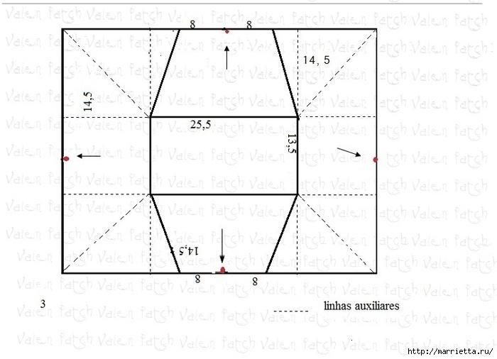 Как сшить чехол для утюга (5) (700x506, 143Kb)