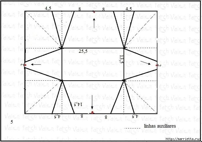 Как сшить чехол для утюга (7) (699x493, 165Kb)