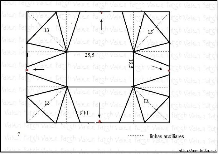 Как сшить чехол для утюга (9) (699x493, 172Kb)