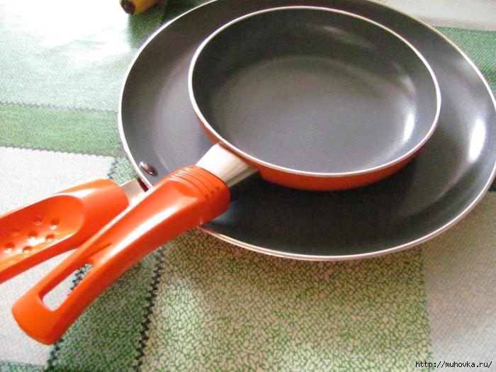 Стихи к подарку сковорода