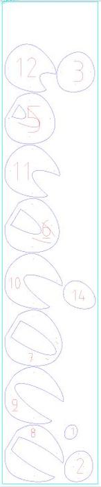 Креативная многослойная ваза из войлока (7) (146x700, 73Kb)