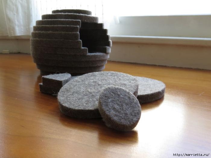 Креативная многослойная ваза из войлока (17) (700x525, 181Kb)