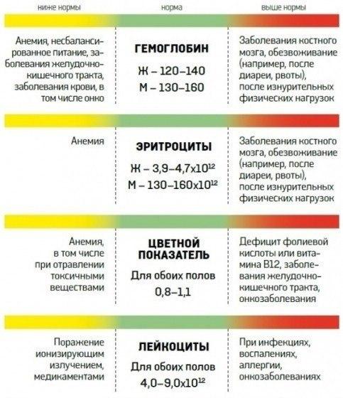 О чем расскажет анализ крови 1 (483x560, 206Kb)