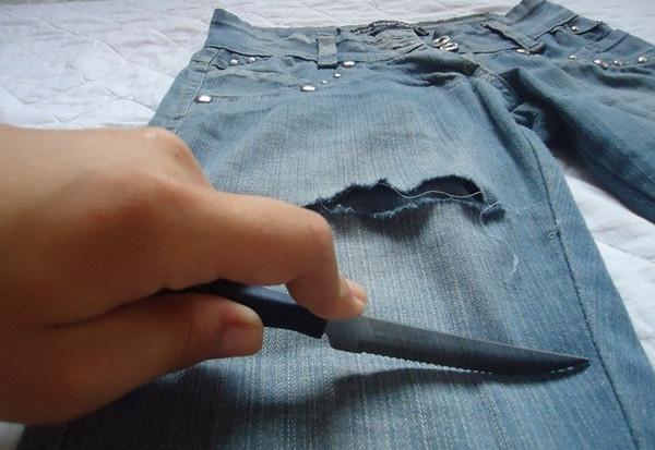 дырки на джинсах37 (600x413, 201Kb)