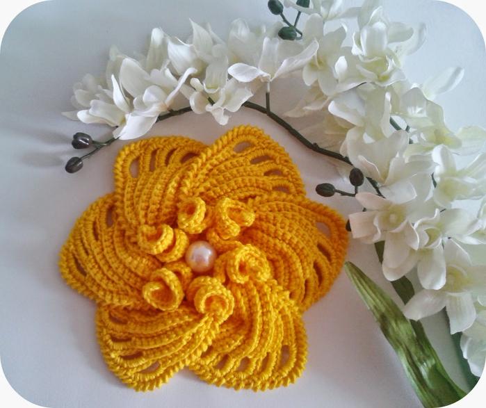 Цветок Amarilis)МК