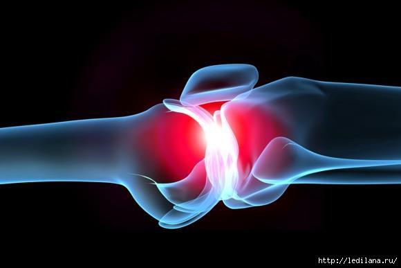 Восстановление подвижности суставов