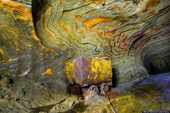 соляная шахта фото 2 (700x466, 332Kb)