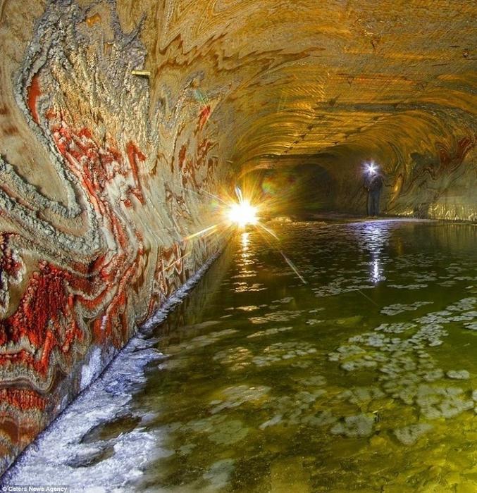 соляная шахта фото 6 (677x700, 426Kb)