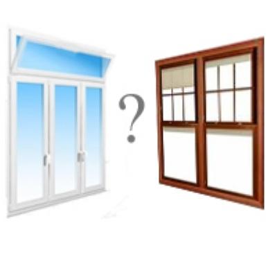 Современные деревянные окна со стеклопакетами – альтернатива металлопластиковым окнам.