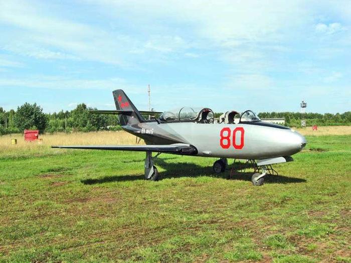 учебного самолета «Як-30».