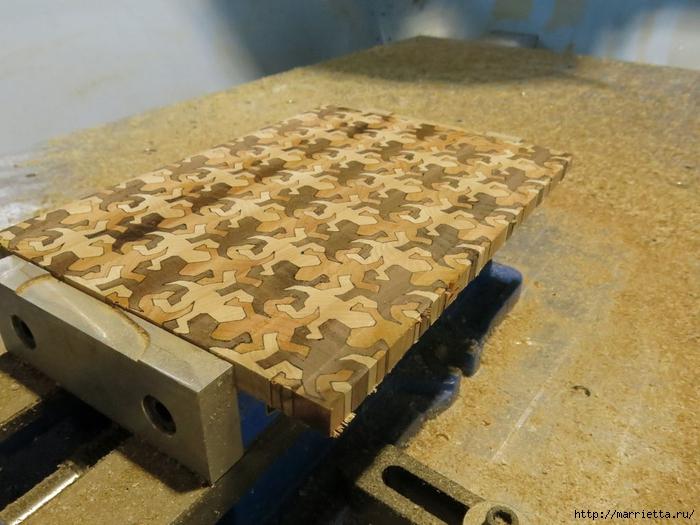 Пазлы Пенроуза. Ящерка из шестиугольника (10) (700x525, 274Kb)