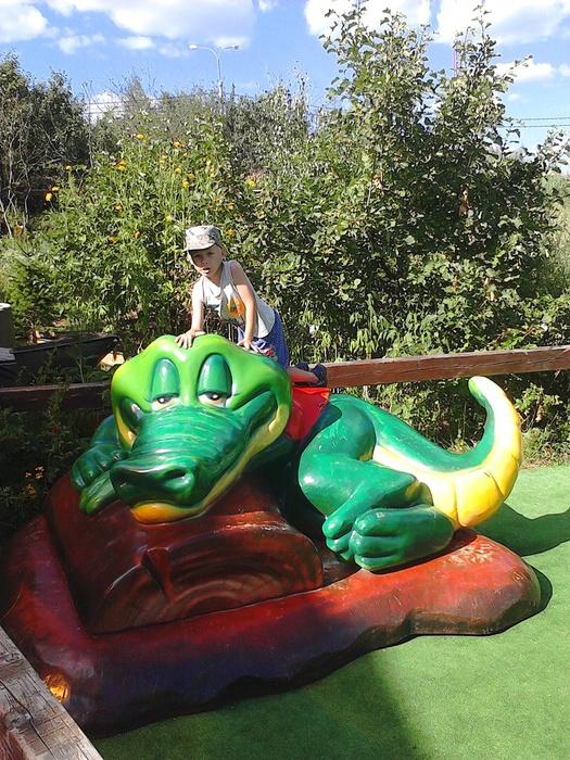 одолели крокодила (525x700, 222Kb)