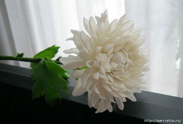 Рецепт приготовления без варки белоснежного ХОЛОДНОГО ФАРФОРА (1) (596x403, 79Kb)