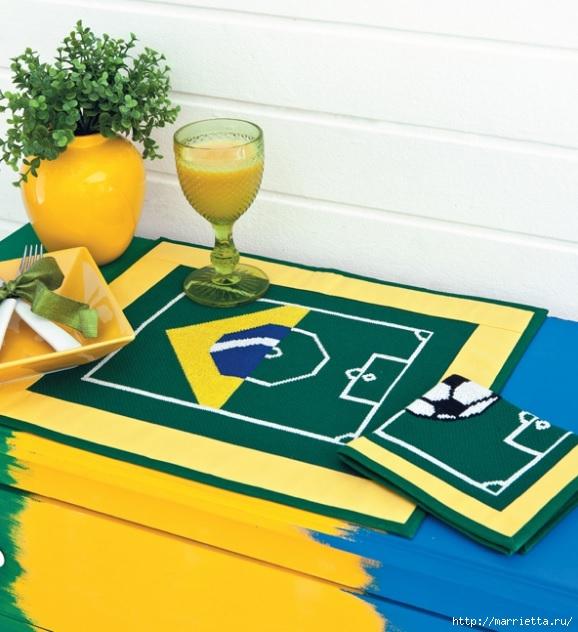 Вышивка салфеток к Чемпионату мира по футболу (1) (578x632, 211Kb)