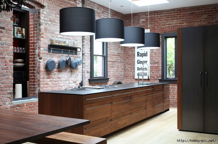 exposed-brick-walls-kitchen (700x462, 258Kb)