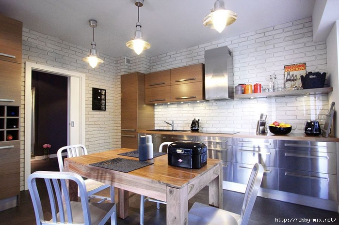 Exposed-Brick-And-Wall-Kitchen (700x465, 241Kb)