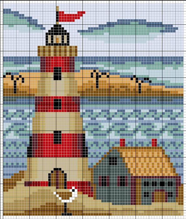 la mer (594x700, 196Kb)