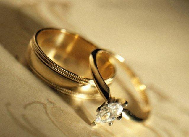 Кольца – символ внимания, верности, уважения.