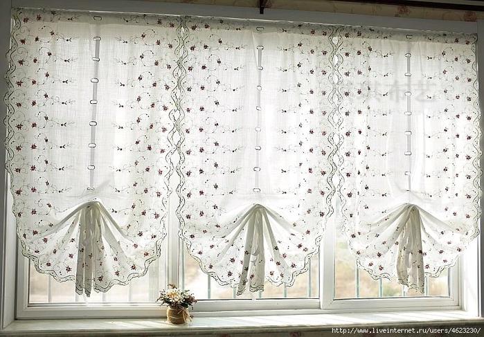 Рулонные шторы своими руками пошаговая инструкция фото