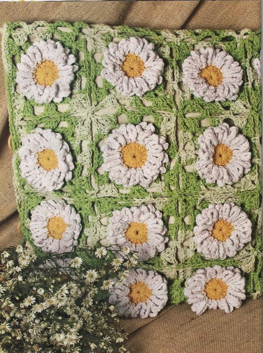 Ковры и коврики.Схемы вязания