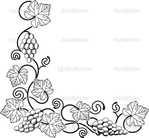 Превью depositphotos_6577753-Grape-vine-design-element (700x647, 208Kb)
