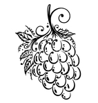 Превью grapes-wine-fruits-vector-1734993 (380x400, 98Kb)