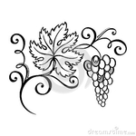 Превью beautiful-branch-grapes-vector-34606667 (400x400, 69Kb)
