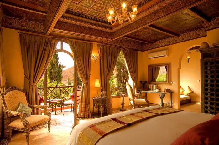 марокканский стиль в интерьере фото 5 (700x464, 441Kb)