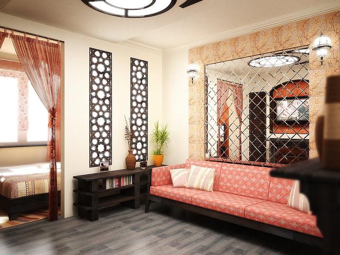 марокканский стиль в интерьере фото 7 (700x525, 469Kb)
