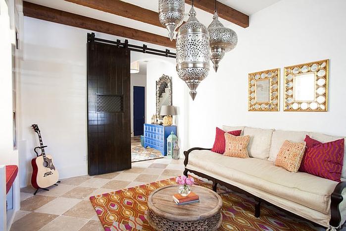 марокканский стиль в интерьере фото 9 (700x466, 337Kb)