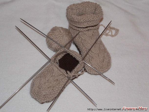 针织短靴 - maomao - 我随心动