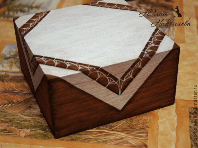 Декорирование шкатулок с имитацией кружева (12) (635x475, 220Kb)