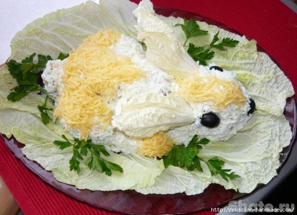 Рецепты салатов - КРОЛИК и ИЗАБЕЛЛА (11) (600x435, 201Kb)