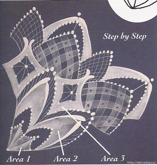 Декорирование и точечная роспись - имитация кружева (5) (667x700, 527Kb)