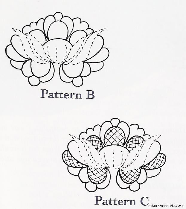 Декорирование и точечная роспись - имитация кружева (20) (622x700, 244Kb)
