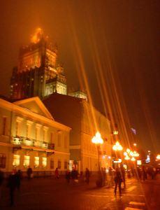 Arbat_in_night_by_Sergei_Dorokhovsky (229x300, 11Kb)