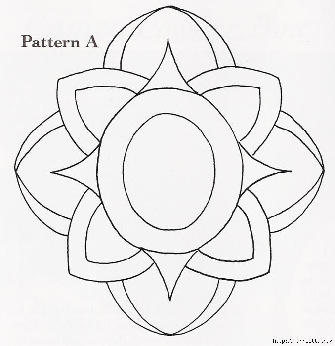 Декорирование и точечная роспись - имитация кружева (30) (678x700, 234Kb)