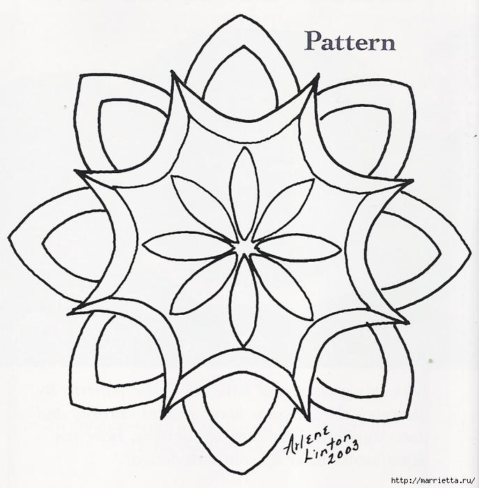 Декорирование и точечная роспись - имитация кружева (44) (686x700, 286Kb)